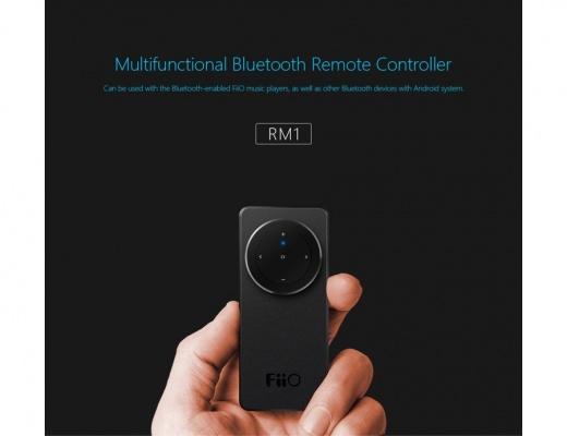FiiO RM1 Telecomando Bluetooth multifunzione