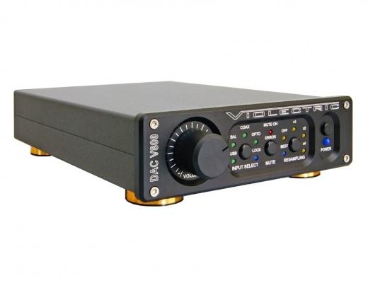 Violectric DAC V800 Convertitore D/A 24/192 [b-Stock]