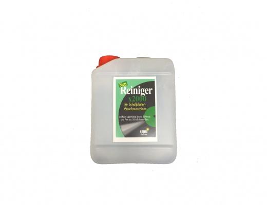 HANNL X2000 Vinyl Detergent 2L