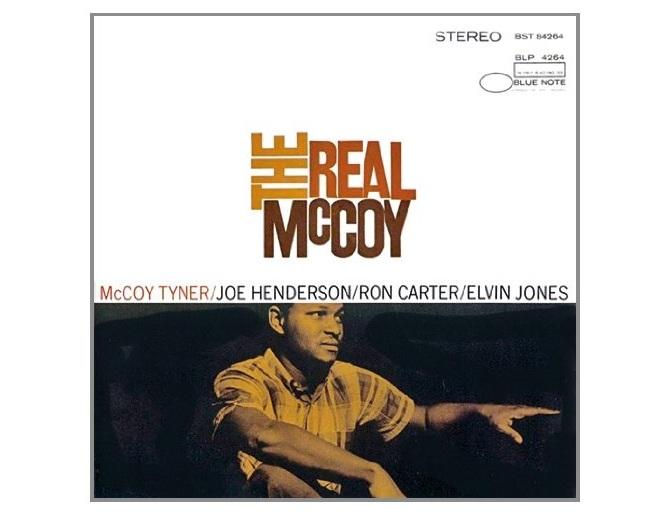 McCoy Tyner The Real McCoy