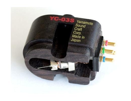 Yamamoto YC-03S Testina MC per Giradischi