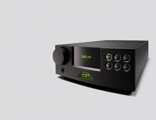 Naim DAC V-1 DAC con ingresso USB e amplificazione per cuffie
