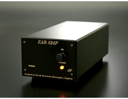 E.A.R. Yoshino 834P MM No Volume Preampli Phono black [b-Stock]