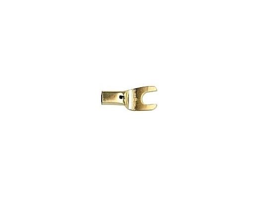 Wireworld Forcelle dorate standard con guaina termorestr. 4-set