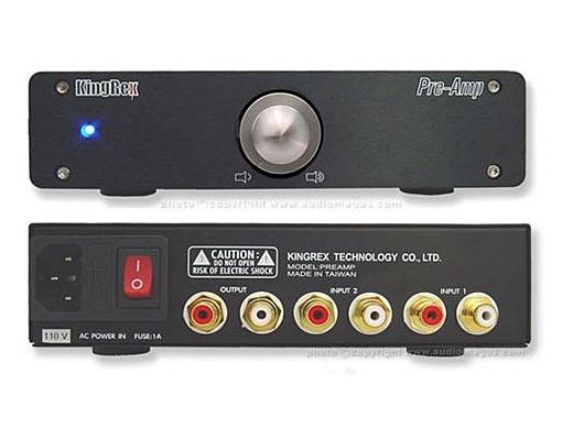 KingRex Pre-Amp - Preamplificatore [usato]