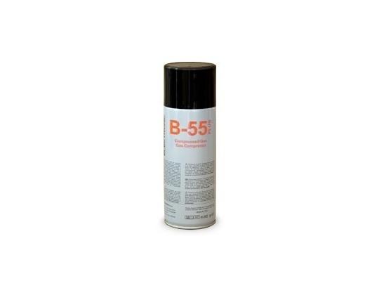 Due-Ci B-55 Gas Compresso Plus 400ml Aria compressa spray