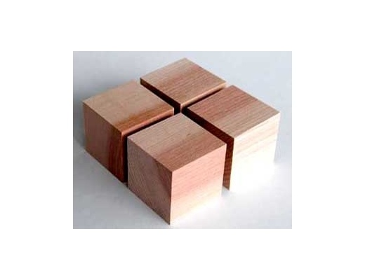 Yamamoto QB-2 Piedini in legno Cherry Asada (Set di 4)