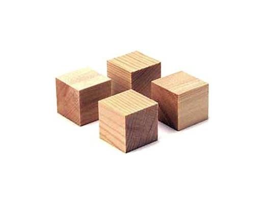 Yamamoto QB-1 Piedini in legno di abete (Set di 4)