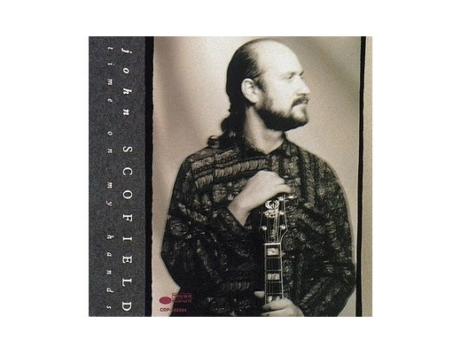 John Scofield - Time On My Hands - CD