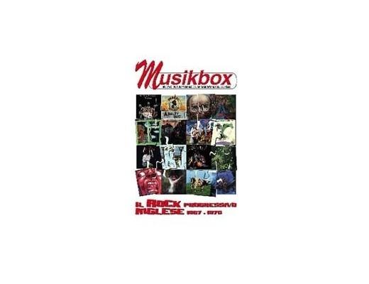 Musikbox (nuova serie) n. 41 - Il Rock Progr. Inglese 1967-70