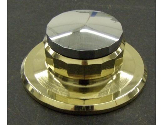 TTWeights SuperClamp 405g Corpo in Ottone Ghiera in Alluminio