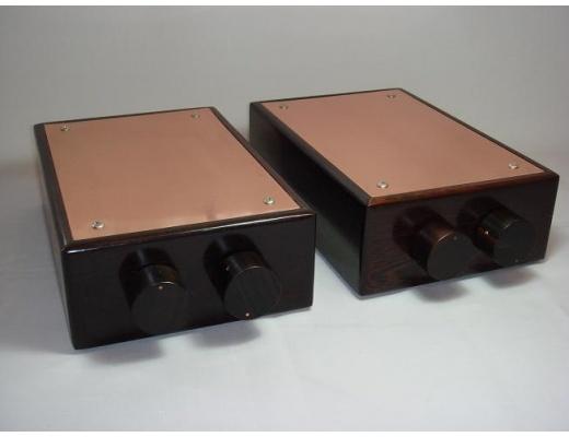 Promitheus Audio TVC Reference C-core Passive Transformer Pre