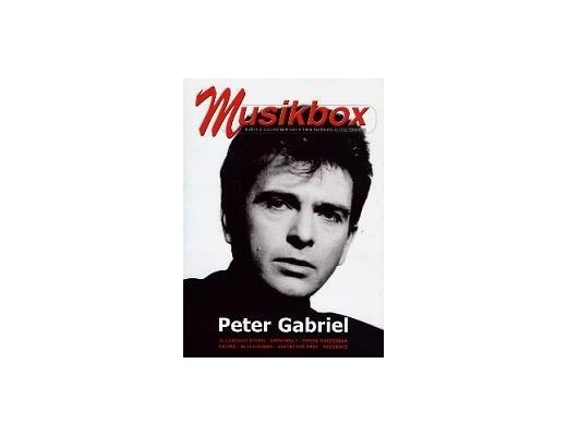 Musikbox (nuova serie) n. 40 - Peter Gabriel