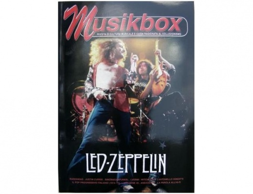 Musikbox (nuova serie) n. 34 - Led Zeppelin