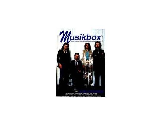 Musikbox (nuova serie) n. 37 - King Crimson [1972-1975]