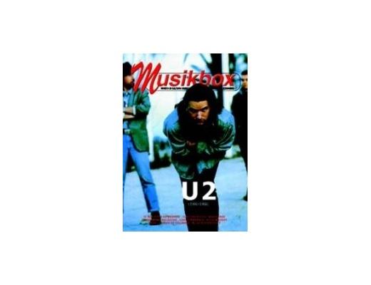 Musikbox (nuova serie) n. 38 - U2 [1980-1988]
