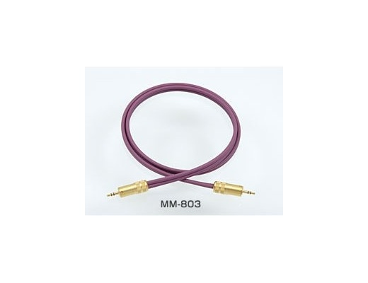 SAEC MM-803 minijack/minijack Stereo Cable for portable players