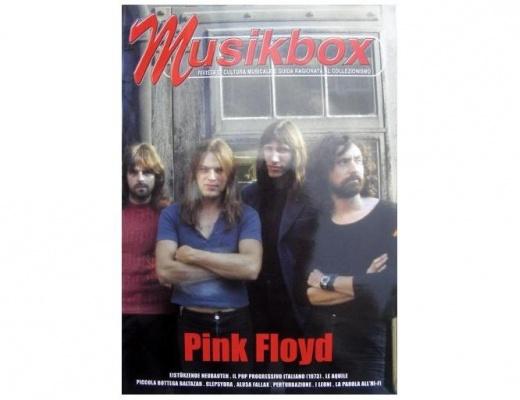 Musikbox (nuova serie) n. 33 - Pink Floyd