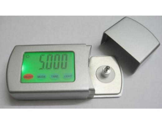 Bilancina elettronica per fonorivelatori precisione 0.001g