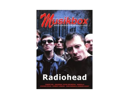 Musikbox (nuova serie) n. 39 - Radiohead