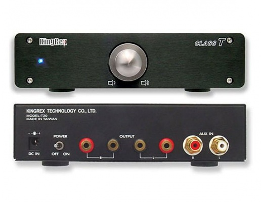 KingRex T20 Amplificatore Integrato