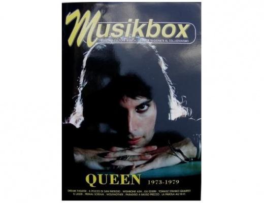 Musikbox (nuova serie) n. 28 - Queen 1973-1979
