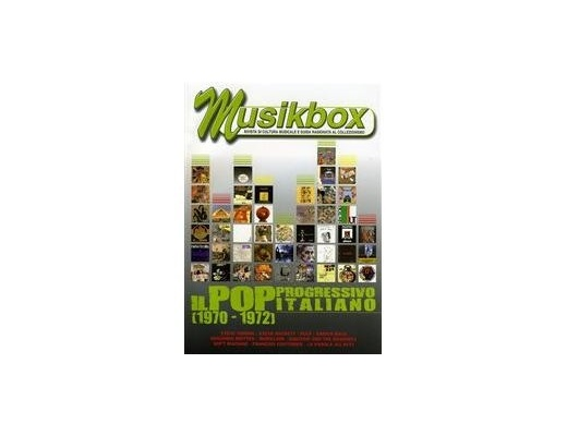 Musikbox (nuova serie) n. 30 - Il Pop Prog. Italiano [1970-1972]