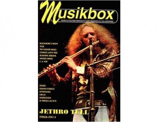 Musikbox (nuova serie) n. 26 - Jethro Tull