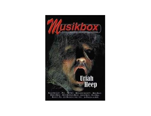 Musikbox (nuova serie) n. 24 - Uriah Heep
