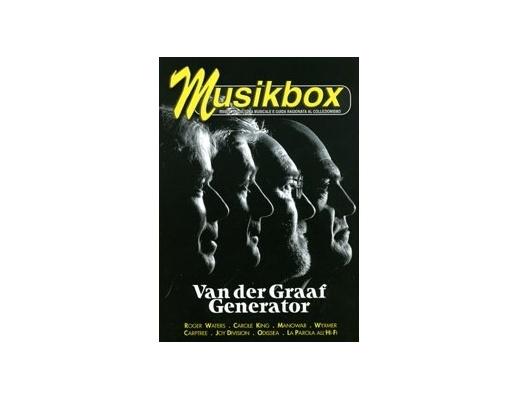 Musikbox (nuova serie) n. 23 -Van der Graaft Generator