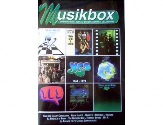 Musikbox (nuova serie) n. 21 - Yes