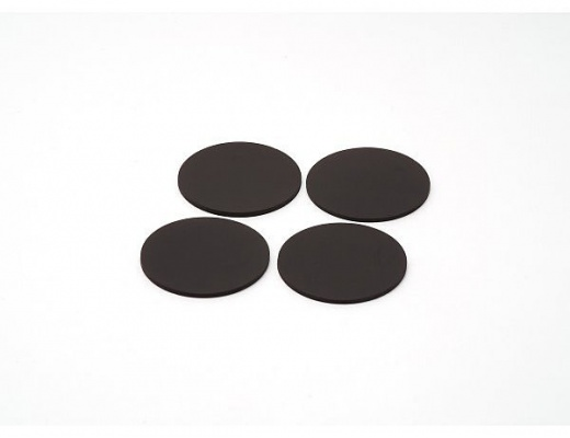 Acoustic Revive CP-4 Gommini isolanti al Cloroprene (Set di 4)