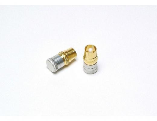 Copripresa Acoustic Revive IP-2F per uscite RCA (Set di 2)