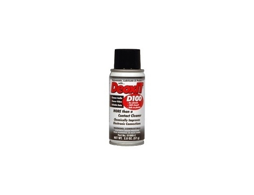 Caig DeoxIT Power Booster 100% disossidante contatti spray 57g