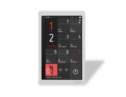 Cowon X9 16Gb Lettore digitale portatile