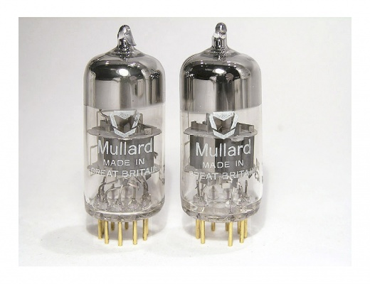 Valvole Mullard E88CC / CV2493 N.O.S.