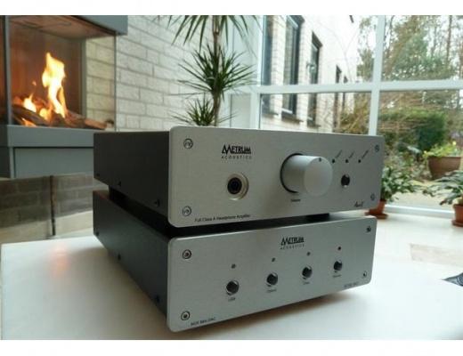 Metrum Acoustics Aurix Amplificatore per cuffie