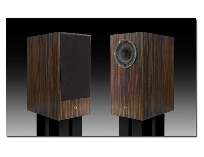 Omega Super 6 Alnico Monitor loudspeakers pair