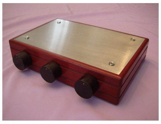 Promitheus Audio TVC Reference Passive Transformer Preamplifier