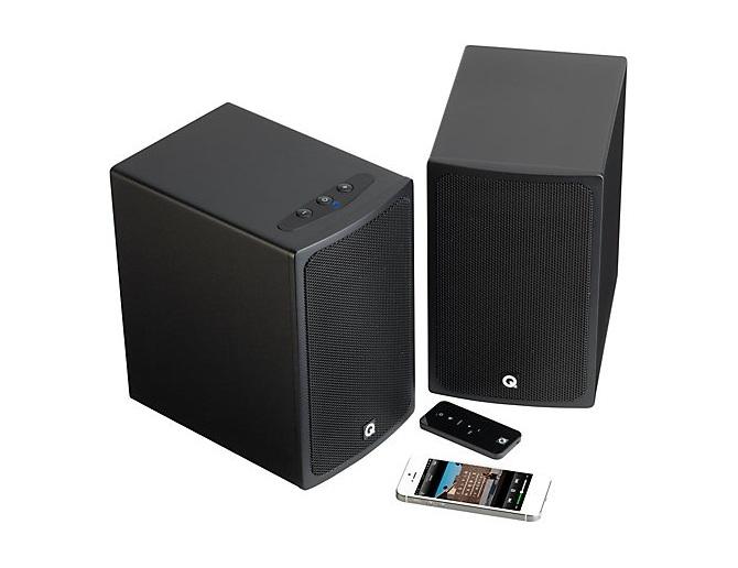 Q Acoustics BT3 Coppia diffusori amplificati Bluethooth