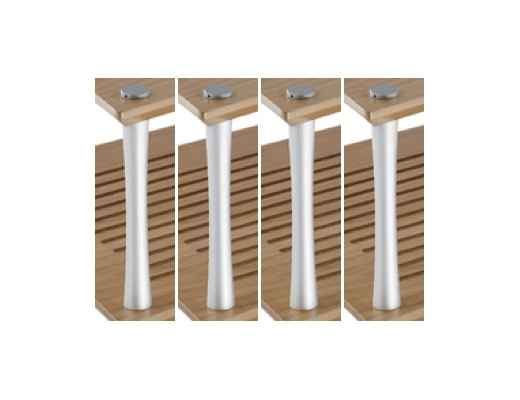 Quadraspire Colonne da 32mm (Set di 4)