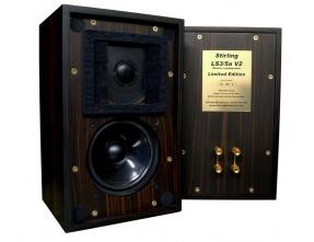 Coppia Stirling Broadcast LS3/5a V2 Diffusori acustici