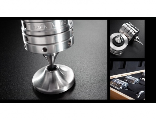 Track Audio Isolation Feet Punte speciali per diffusori