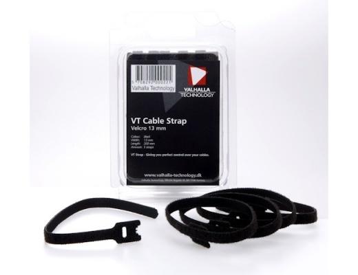 Valhalla Technology Strisce in Velcro per cavi (Set di 5)