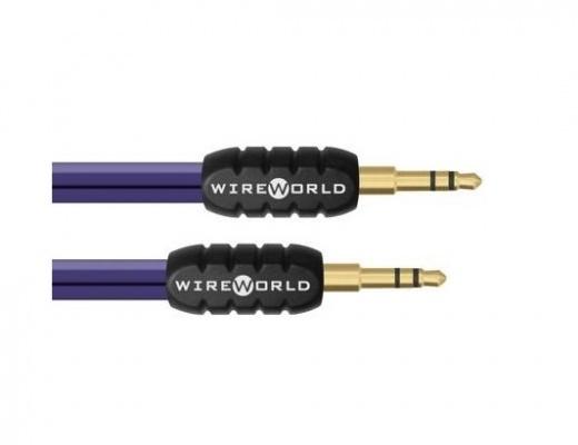 WireWorld Pulse minijack / minijack (PUM) cavo di segnale stereo