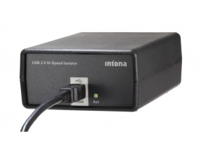 Intona USB 2.0 Hi-Speed Isolator Industrial Version