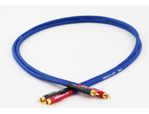 Cavi di segnale Tellurium Q Blue RCA