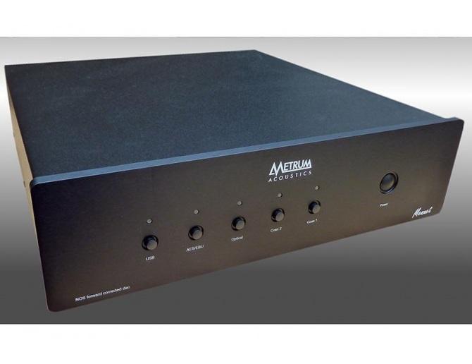 Metrum Acoustics Menuet DAC 24/384K Non-oversampling +USB