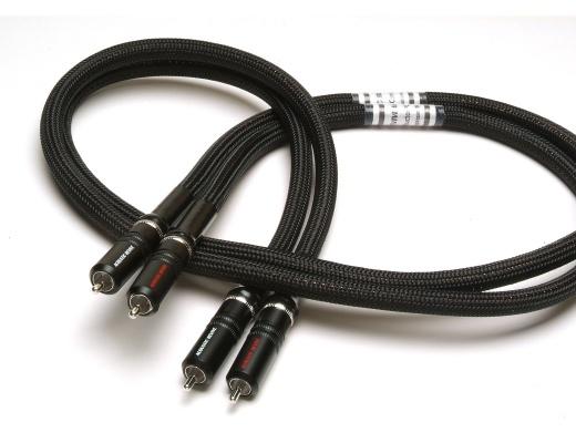 Acoustic Revive RCA-1.0 TripleC-FM Interconnect Cables