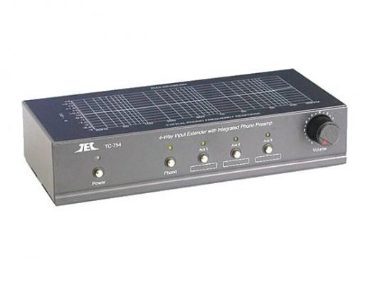T-Preamp TCC TC-754 Phono/Line Preamplifier [b-Stock]